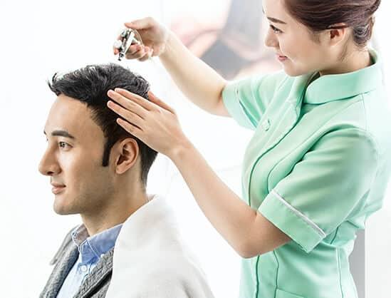 史雲遜活髮療程