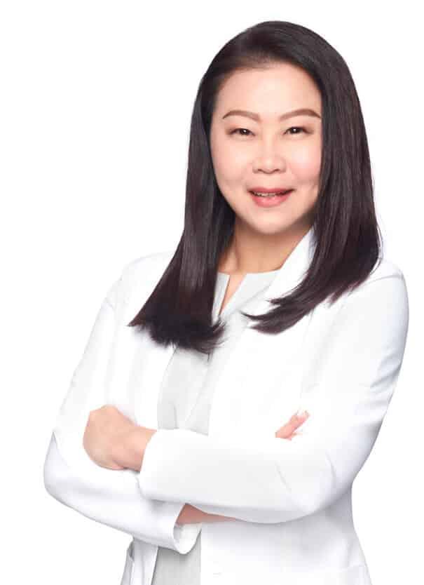 Svenson Chief Trichologist - Kim Fong